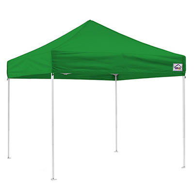 Impact Canopy 10'L x 10'W Sports Pop-Up Canopy - Green