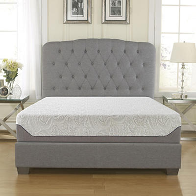 "Contour Rest Dream Support Twin XL Size 10"" Air Flow Gel Memory Foam M"
