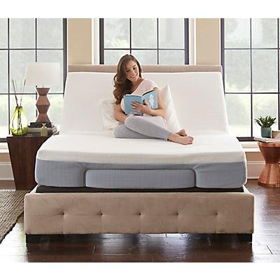 Contour Rest Motion Flex I Adjustable Queen-Size Power Mattress Founda