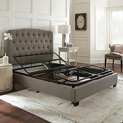 Contour Rest Motion Flex Essentials Queen-Size Adjustable Platform Bed