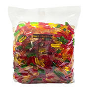 Albanese Confectionery Mini Fruit Gummy Worms, 5 lbs.