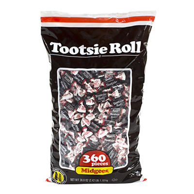 Tootsie Roll Midgees, 2.42 lbs.