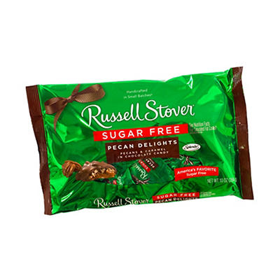 Russell Stover Sugar-Free Pecan Delights, 2 pk./10 oz.