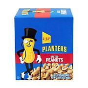 Planters Salted Peanuts, 18 pk./1.75 oz.