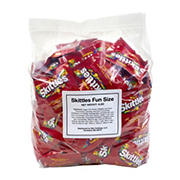 Skittles Fun-Size Packs, 4 lbs.