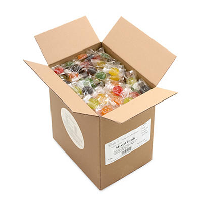 Eda's Sugar-Free Mixed Fruit Hard Candies, 5 lbs.