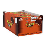 Reese's Dark Chocolate Peanut Butter Cups, 24 pk./1.5 oz.