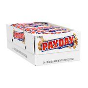 Payday Peanut Caramel Bar, 24 pk./1.85 oz.