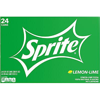 Sprite Cans, 24 pk./12 fl. oz. cans