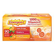 Emergen-C 1,000mg Vitamin C Dietary Supplement, 90 ct.