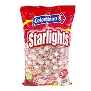 Colombina Peppermint Starlight Mints, 5 lbs.