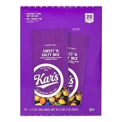 Kar's Sweet 'n Salty Mix, 20 pk./1.75 oz.