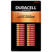 Duracell Quantum AAA Batteries, 24 ct.
