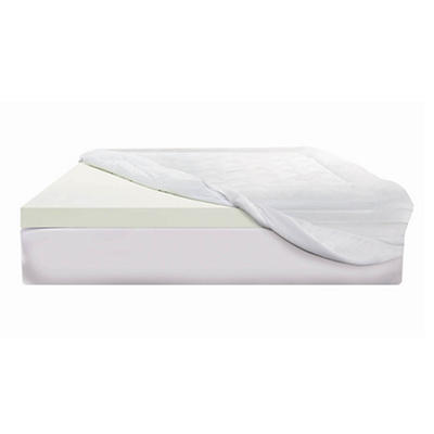"Sealy Full Size 2"" + 1"" Memory Foam Mattress Topper"