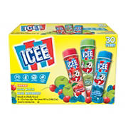 ICEE Variety Freeze Tubes, 30 ct./3 fl. oz.