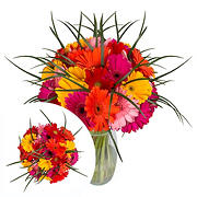 InBloom Sunset Bouquet, 31 pc.