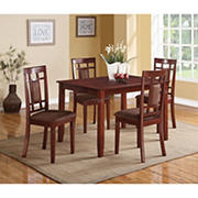 Acme Sonata 5-Pc. Dining Set - Cherry