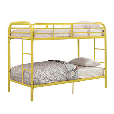 Acme Thomas Twin-Size Bunk Bed - Yellow