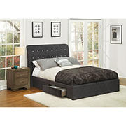 Acme Drorit Eastern King-Size Bed with Storage