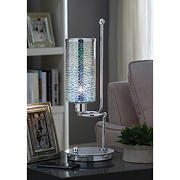 Acme Gwen Table Lamp - Chrome