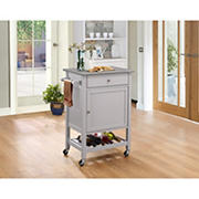 Acme Hoogzen Kitchen Cart - Gray