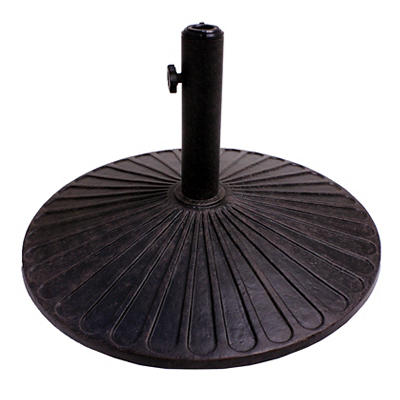 Summerville Sol Umbrella Base - Antique Bronze