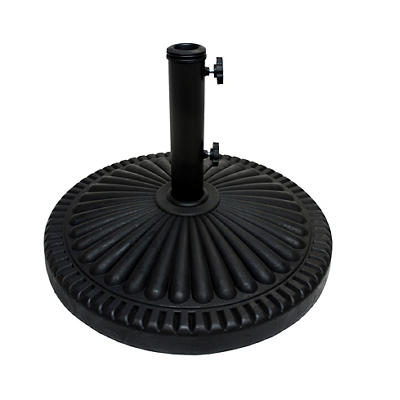 Summerville Resin Umbrella Base - Black
