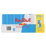 Red Bull Energy Drink, Sugar Free, 24 ct./8.4 oz.