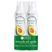 Chosen Foods 100% Pure Avocado Oil Spray, 2 pk./4.7 oz.