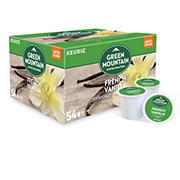 Green Mountain Coffee French Vanilla K-Cup Pods, 54 ct.