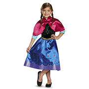 Licensed Girls' Halloween Costumes- assorted