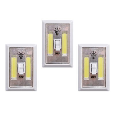 GoGreen Power Switch Light Club Value Pack, 3 ct.