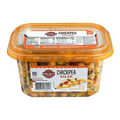 Wellsley Farms Chickpea Salad, 20 oz.