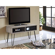 "Ameriwood Home Own Retro 42"" TV Stand for TVs Up to 42"" - Oak"