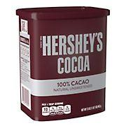 Hershey's Unsweetened Cocoa Powder, 23 oz.
