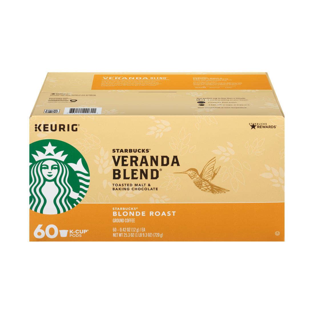 Starbucks Veranda Blend Blonde Roast K