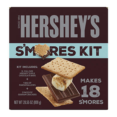 Hershey's S'mores Kit, 28.55 oz.