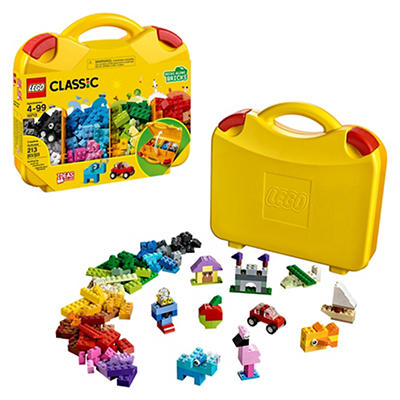 LEGO Classic Creative Suitcase Set