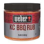 Weber KC BBQ Rub, 15 oz.