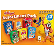 Kellogg's Jumbo Assorted Cereal Pack, 30 pk.