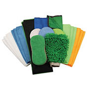 Turtle Wax 20-Pc. Microfiber Wash Kit