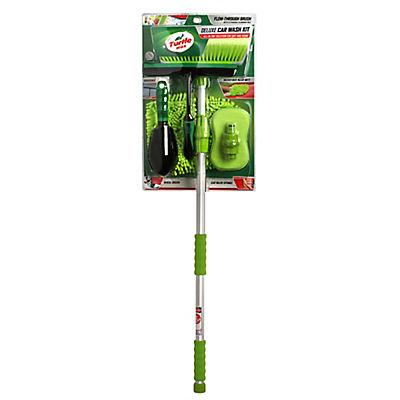 Turtle Wax Flow-Thru Car Wash Kit - Green