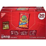 Ritz Bits Cheese Cracker Sandwiches, 30 ct.