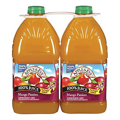 Apple & Eve Mango Passion Juice, 2 pk./96 oz.