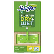 Swiffer Sweeper Dry and Wet Sweeping Kit