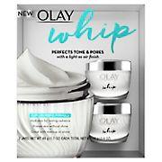 Olay Whip Face Moisturizer, 2 pk./1.7 oz.
