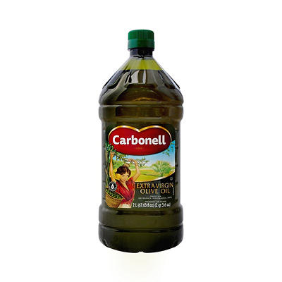 Carbonell Extra Virgin Olive Oil, 68 oz.