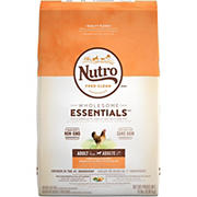 Nutro Wholesome Essentials Adult Dry Dog Food, 15 lbs.