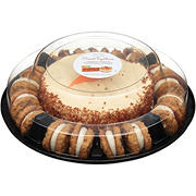 Rich Products Carrot Cake & Sandwich Cookie Tray, 37.3 oz.