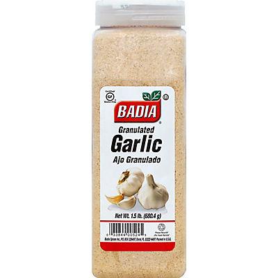 Badia Granulated Garlic Seasoning, 24 oz.